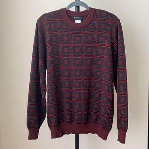Franco Danti Made in Italy Wool Blended Sweater